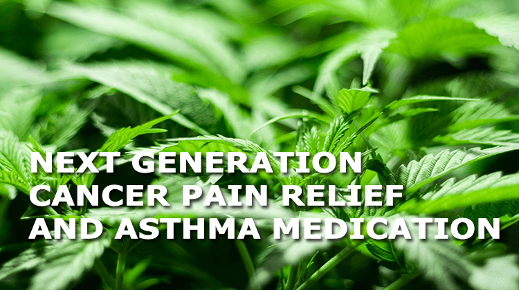 next generation cancer pain relief and asthma medication cannabis inhalers 1