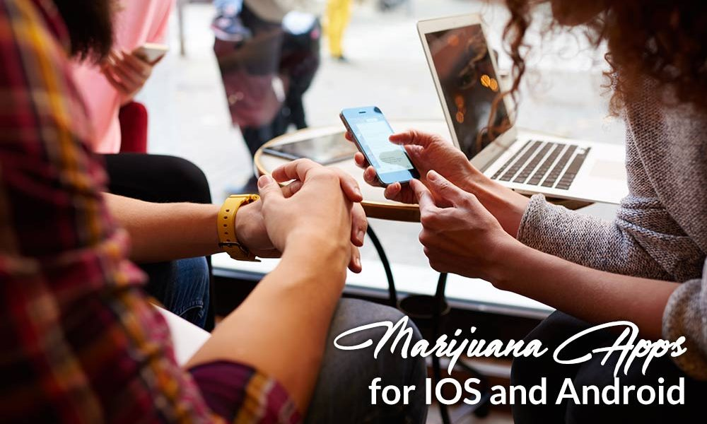 marijuana app ios android