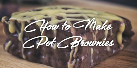how to make pot brownies