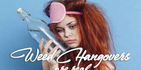 weed hangovers