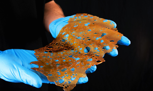 shatter made from extraction