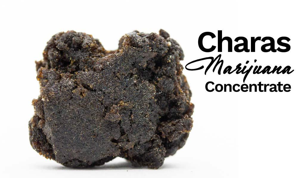 charas marijuana concentrate