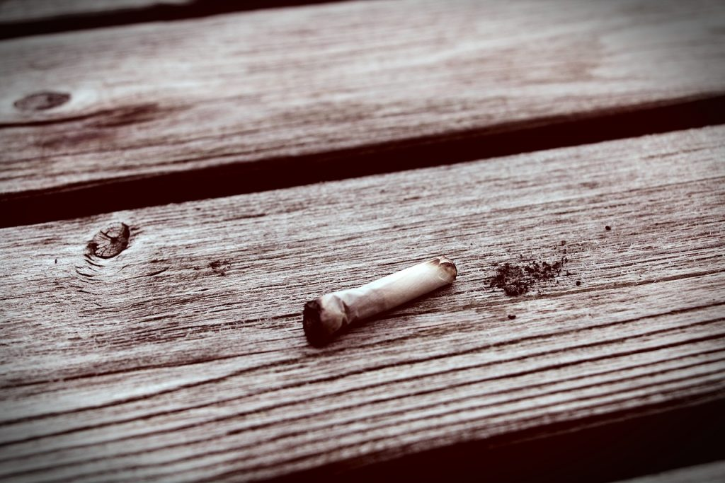 what to do with joint roaches